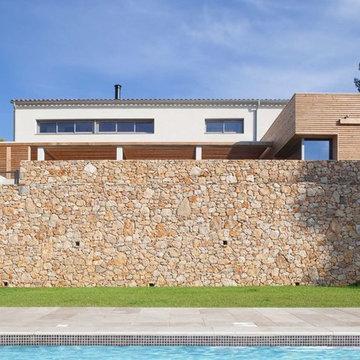 Villa R - Marie Parente Architecte - Saint Cyr sur Mer/France