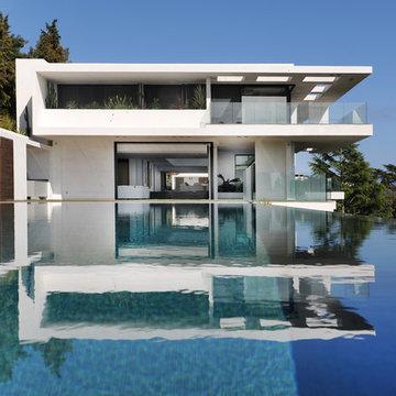 Villa Sud à Cannes France