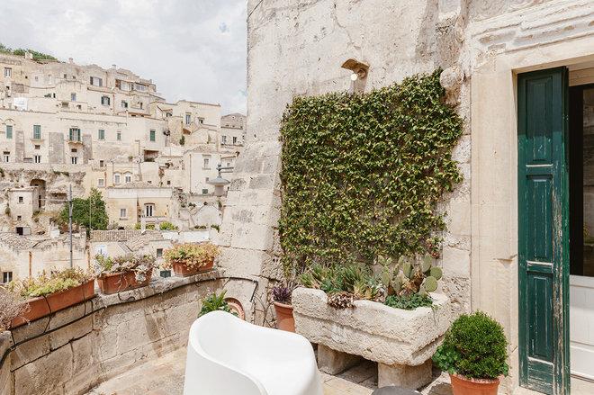 Mediterranean Exterior by Pierangelo Laterza