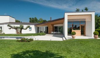 Abitazione in legno moderna di design - 250 mq