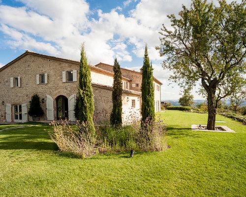 Case moderne in pietra for Interni case moderne pietra