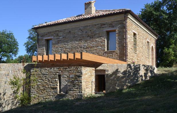 Country Facciata by Arch. Giorgio Balestra