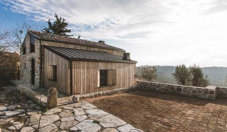 Zweites Leben für eine verfallene Bauernkate in der Toskana