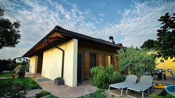 Casa unifamiliare in legno | 120 mq