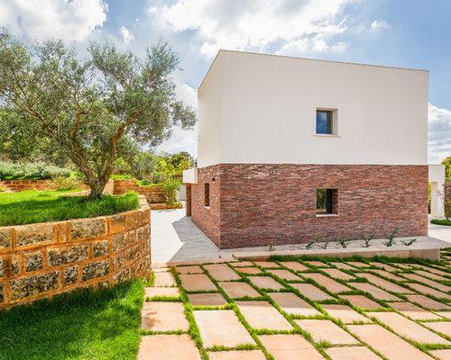 Ideas para fachadas dise os de fachadas mediterr neas en for Case in stile mediterraneo
