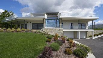 Esterni | Residenza privata Rubner Haus, colline del Casentino (AR)