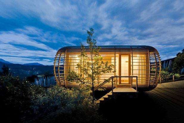 Modern Häuser by werbe-foto.it