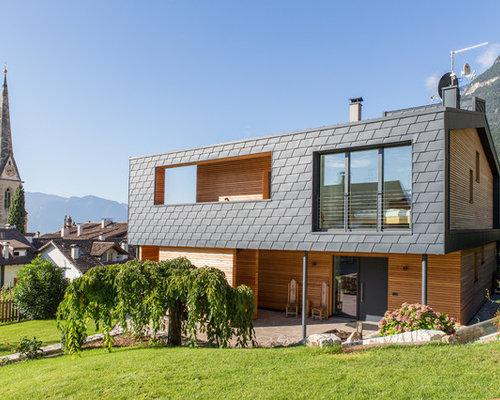 foto di case in montagna casa di montagna da sogno in