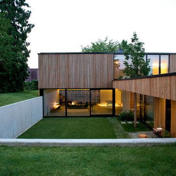 La casa con le radici | 180 MQ