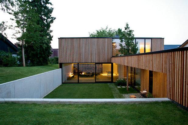 Modern Häuser by arnouva elanández