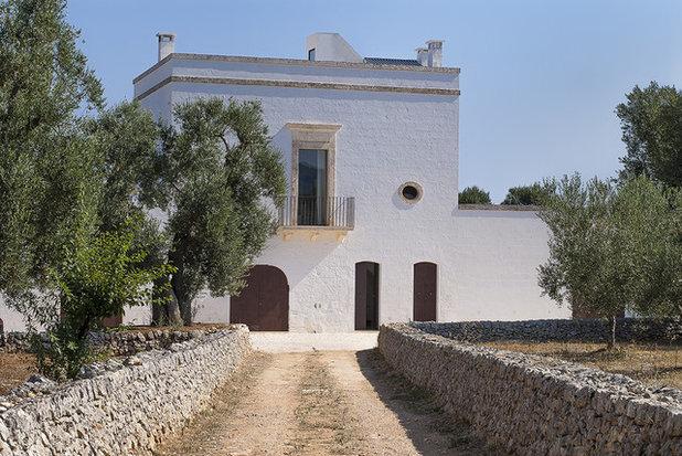 Mediterranean Exterior by Studio Talent