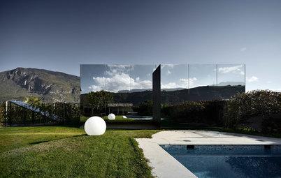 Le Case di Houzz: La Mirror House che Riflette le Dolomiti (e i Meleti)