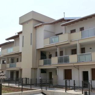 Idee per la facciata di una casa moderna