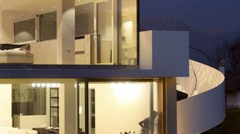 Progetto su misura per casa privata