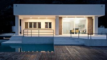 Residenza con piscina