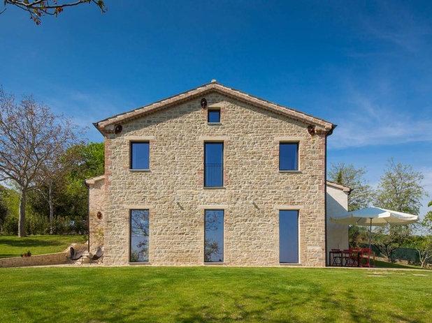 Country Facciata by Paolo Vigoni Architetto