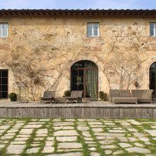 Le Case di Houzz: Come un Casale Restaurato ha Riscoperto la Luce