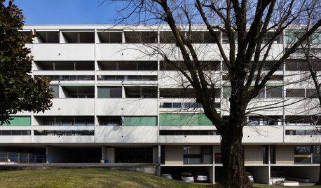 Le Case di Houzz: Rinnovare l'Architettura Sperimentale Anni 70