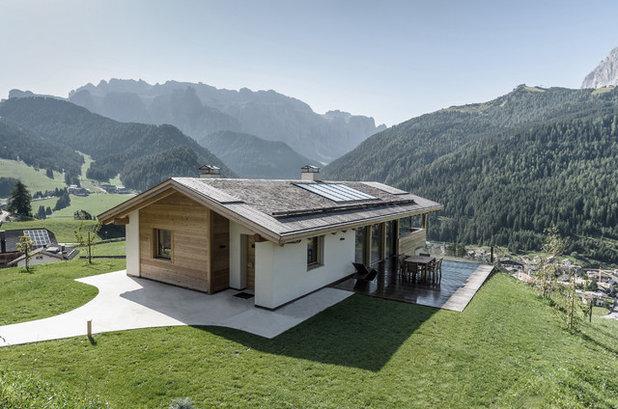 Rustico Facciata by Perathoner Architects