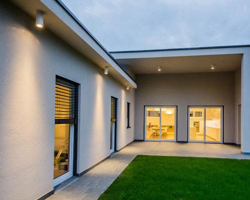 foto e idee per facciate di case facciata di una casa di