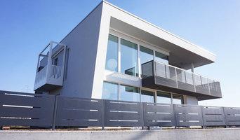 Villa unifamiliare moderna. Nuova costruzione Edificio Passivo