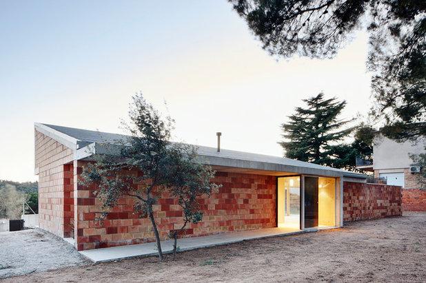 Contemporáneo Fachada by Pepe Gascón Arquitectura