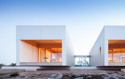 Spain Houzz Tour: Minimalist Luxury and Island Views Make a Home