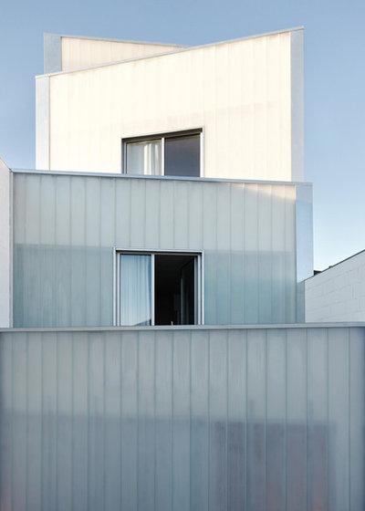 Contemporáneo Fachada by RUE space