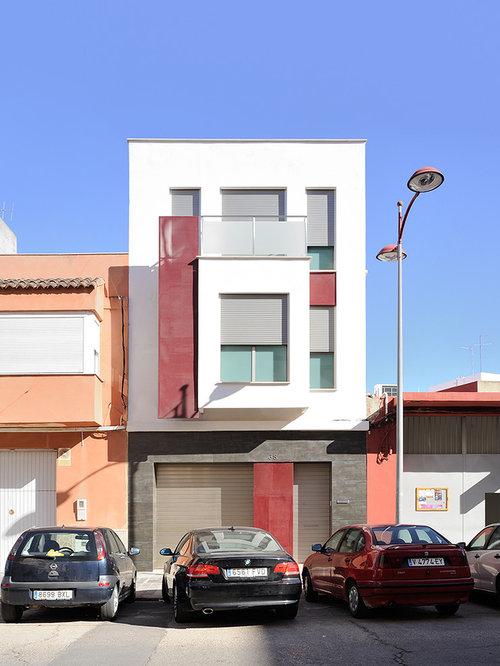 Fotos de fachadas dise os de fachadas cl sicas renovadas for Fachada casa clasica
