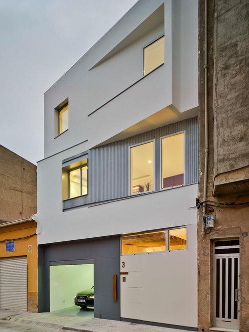 Ideas para fachadas dise os de fachadas cl sicas renovadas for Fachada tradicional