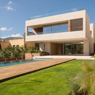 Casa M3 de Osvaldo Luppi