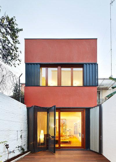 Contemporáneo Fachada by NAO estudi d'arquitectura