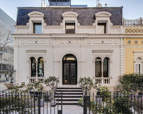 Fotos de fachadas dise os de fachadas de casas cl sicas - Fachadas de casas clasicas ...