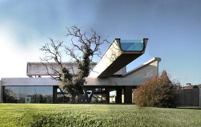 Världens mest spännande arkitektritade hus från Houzz 2015