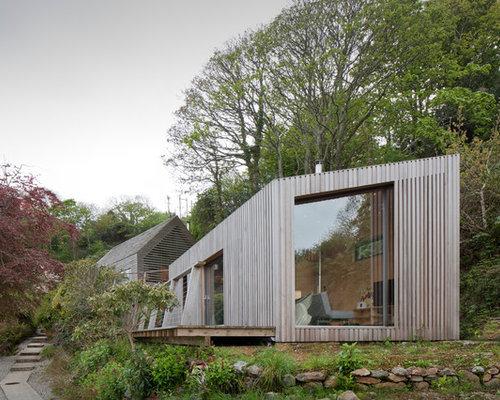 Rivestimento Casa In Legno : Foto e idee per facciate di case facciata di una casa con