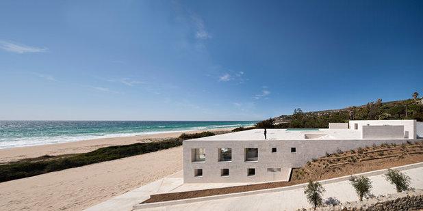 Contemporary Exterior by Alberto Campo Baeza
