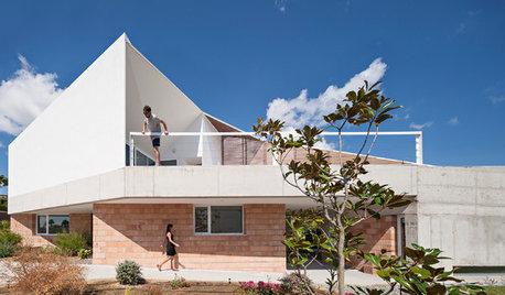 Casas Houzz: Una vivienda diferente y singular en Cádiz