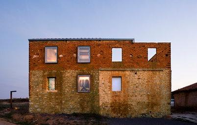 Arquitectura: Una Casa y un Amor… en mayúscula (I)