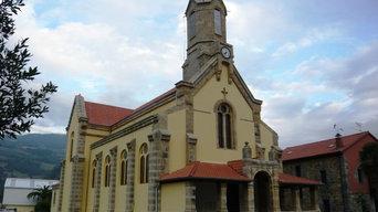 Reforma de Iglesia en Ontaneda