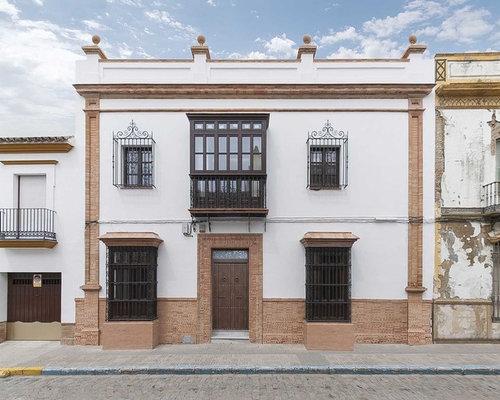Ideas para fachadas dise os de fachadas cl sicas renovadas - Fachadas viviendas unifamiliares ...