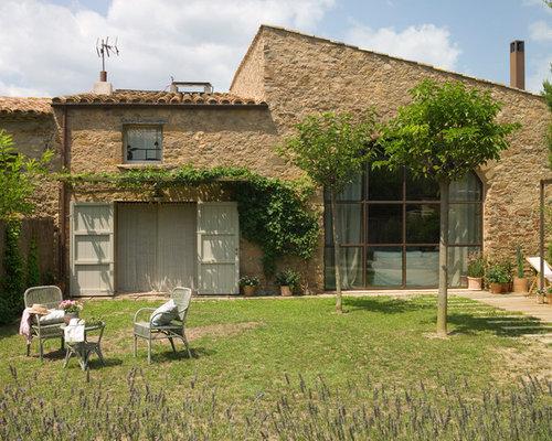 Fotos de fachadas dise os de fachadas de estilo de casa for Fachadas de casas de campo rusticas fotos