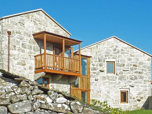Pregunta al experto 10 pasos para renovar la fachada de casa for Renovar fachadas de casas