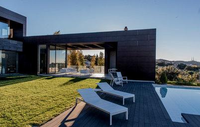 Houzz Tour: Sommerhuset med den smukkeste udsigt midt i Spanien
