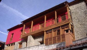 Vivienda rural en la montaña asturiana