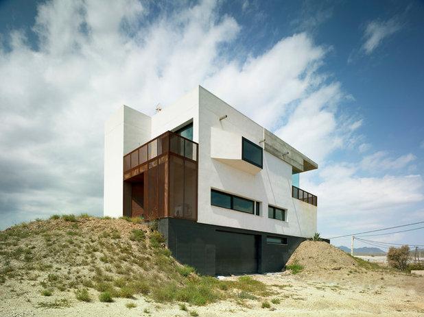 Arquitectura 7 casas espectaculares en espa a que no te puedes perder - Casas espectaculares en espana ...