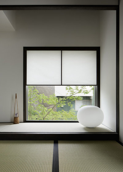 Japanese Family  Room by アトリエ137 | atelier137 Architectural Design Office