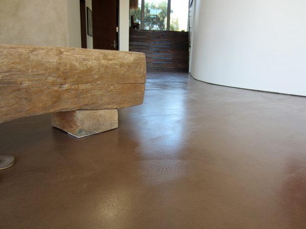Stile Marinaro Salotto by LA Concrete Works