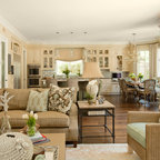 Hampton S In The Country Traditional Living Room