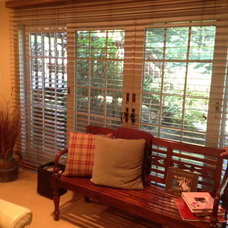 Traditional Family Room by BRESLOW HOME DESIGN CENTER