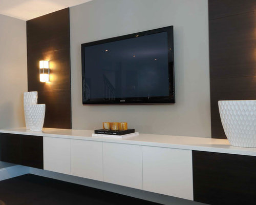 Best Floating Wall Unit Design Ideas Remodel Pictures Houzz